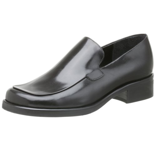 Franco Sarto Women's Bocca Loafer,Black,7.5 M
