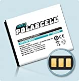 PolarCell Rechargeable Battery for Samsung Galaxy mini / 551 / GT-S5570 / GT-i5510 / S7230