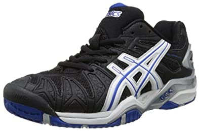 Buy ASICS Mens Gel-Resolution 5 Tennis Shoe by ASICS