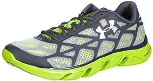 Under Armour  UA SPINE VICE, Chaussures de running homme - Gris - Grau (CHC 020), 44.5 EU