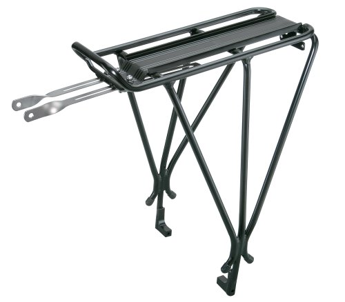 Topeak Explorer Bicycle Rack With Disc Brake Mounts front-762265