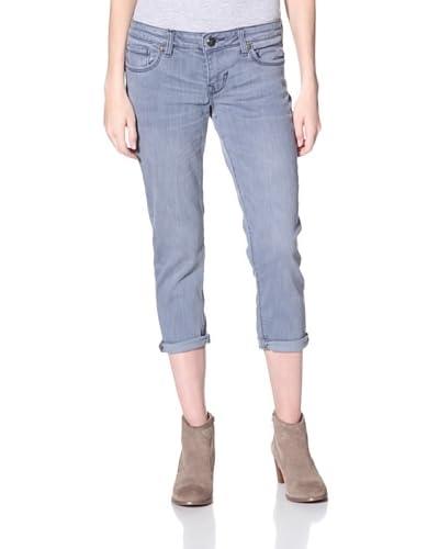 Stitch's Women's Crop Skinny Jeans  - Barn