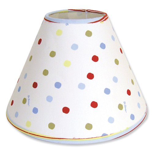 Trend Lab Dr. Seuss Lampshade, One Fish Two Fish