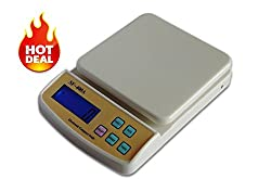 CPEX Electronic Kitchen Digital Weighing Scale Upto 10Kg With Support for AC Adaptor and Counting feature