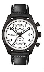 Giordano Chronograph White Dial Mens Watch - 1683-04