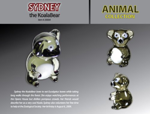 Brainstorm Looking Glass Sydney The Koala Bear - 1