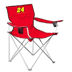 Nascar Jeff Gordon Deluxe Chair by Logo