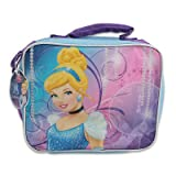 Disney Princess Cinderella Lunch Bag 9x7.5