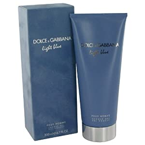 Light Blue by Dolce & Gabbana - Shower Gel 6.8 oz Light Blue by Dolce & Gabbana - Shower Gel 6.8 oz