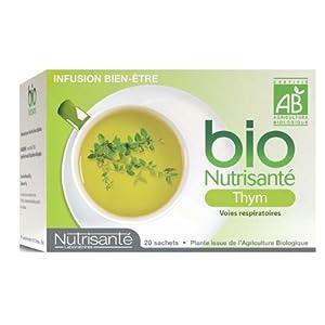 Bio Nutrisante Infusion Bien Etre Thym