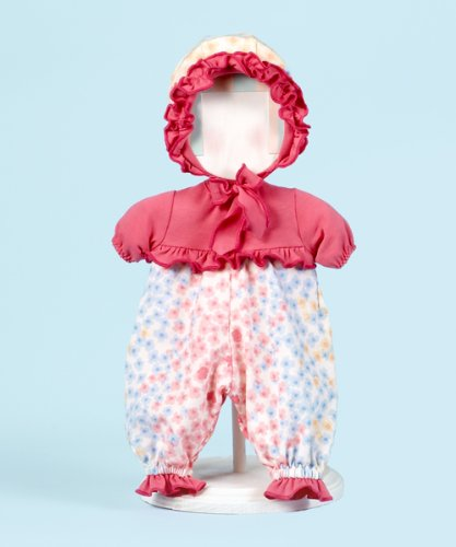 "Madame Alexander Flower Romper Outfit For 12"" And 14"" Dolls"