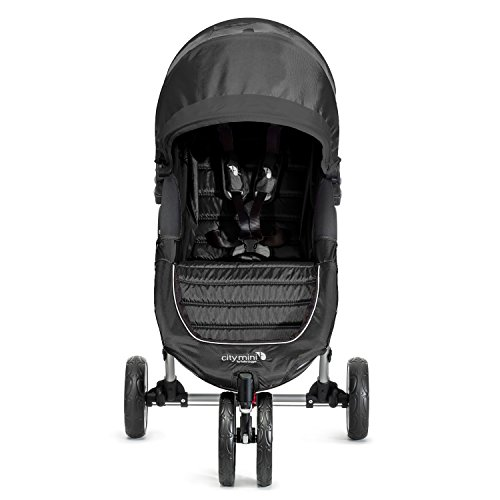 Baby Jogger City Mini Stroller In Black, Gray Frame