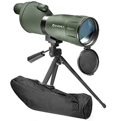 BARSKA 20-60x60 Zoom Colorado Spotting Scope (Green Finish) from Barska