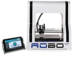 ROBO 3D R1 Printer with MatterControl Touch Controller