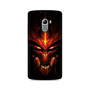 Mobicture Monster Premium Printed Case For Lenovo K4 Note