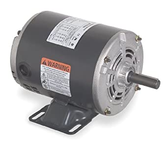 dayton 6xh87 motor 1 4 hp 3 phase electronic component