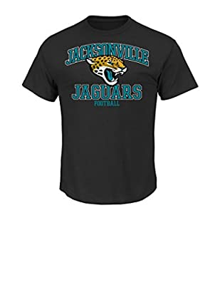 NFL Jacksonville Jaguars Men's Jaguars Greatness Tee, Black, Small