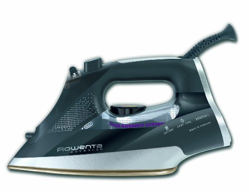 Rowenta Advancer DZ9135 Steam Iron, 180 g Shot Of Steam, 2600 Watts