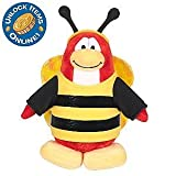 Club Penguin 6 1/2'' Limited Edition Penguin Plush - Bumble Bee