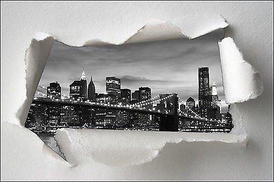 stickersnews-1355-vinilo-decorativo-trampantojo-con-foto-del-skyline-de-nueva-york-90-x-60-cm