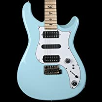 PRS Brent Mason Signature - Powder Blue - Maple Fretboard #205407