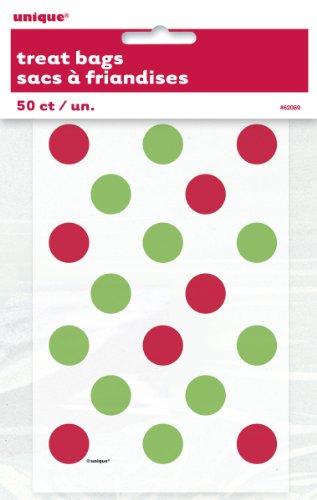red-green-polka-dot-holiday-treat-bags-50ct