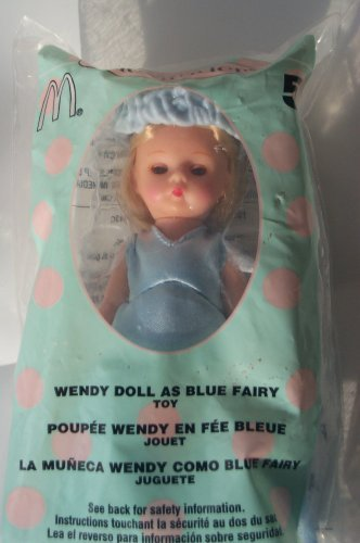 Mcdonald's Madame Alexander - Wendy Doll As Blue Fairy - 1