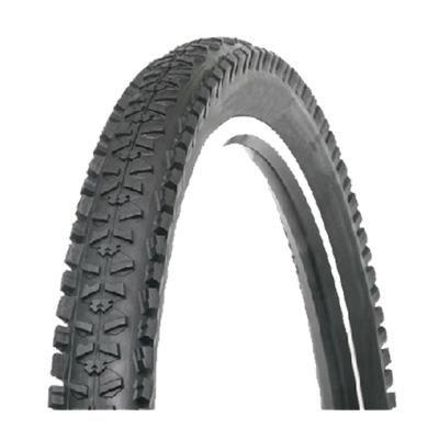 Hutchinson Piranha Mountain Bike Tire Enduro MRC Medium, 26x2.3 Full Black