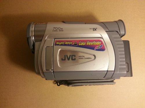 Jvc Gr-D22U Mini Dv Camcorder