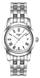 Women Watch Tissot T0332101101300 Classic Classic Dream Stainless Steel Case and