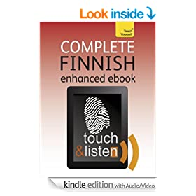 Complete Finnish: Teach Yourself Audio eBook (Kindle Enhanced Edition) (Teach Yourself Audio eBooks)