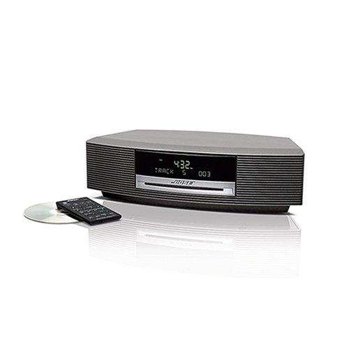 best buy for bose wave music system titanium silver for sale speakers 874. Black Bedroom Furniture Sets. Home Design Ideas