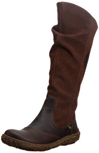 El Naturalista Womens Nido Brown Boots N719 9 UK, 42 EU