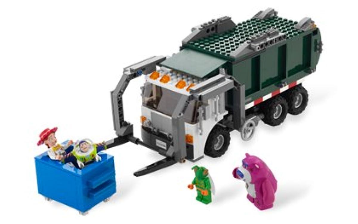 [해외] 레고 토이 스토리 쓰레기 수집 차로부터의 탈출 7599-7599