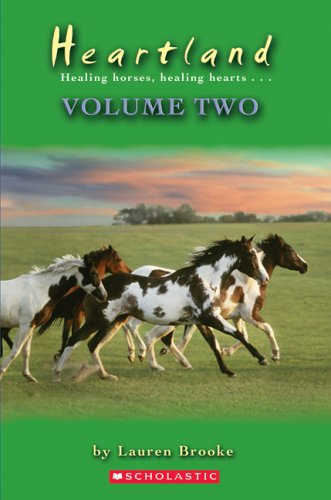 Heartland: Healing Horses, Healing Hearts...Volume Two (3 Books In One) [Hardcover] front-960860