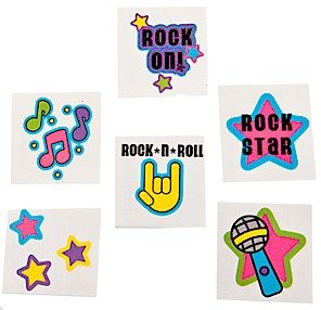 pack-of-12-funky-rock-star-temporary-tattoos-great-party-loot-bag-fillers