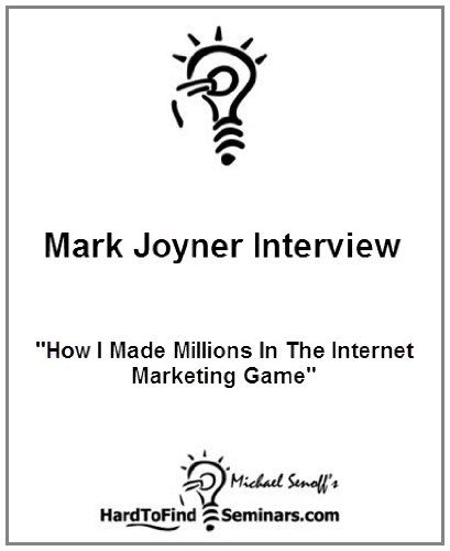 Mark Joyner Interview: