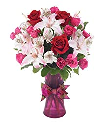 Direct Flowers - Eshopclub Same Day Flower Delivery - Fresh Flowers Roses - Wedding Flowers Bouquets - Birthday Flowers - Send Flowers - Roses Delivered