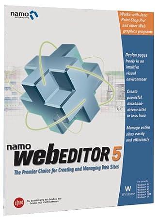Namo WebEditor 5