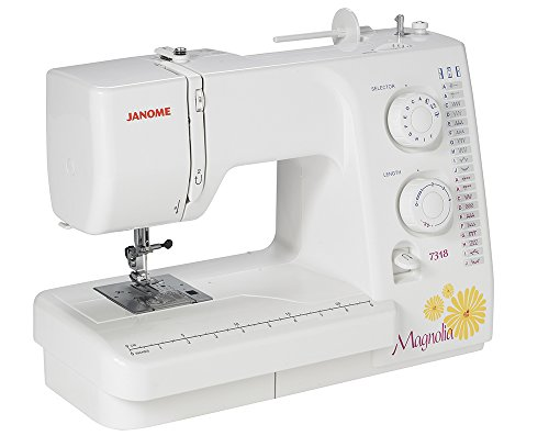 janome sewing machine carrying