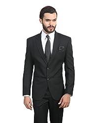 ManQ Slim Fit Formal/Party Men's Blazer - 7 Colors