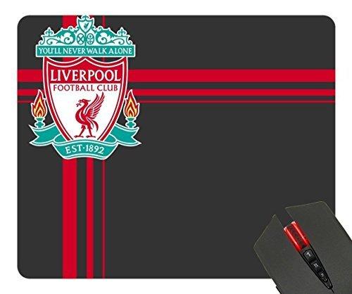 Liverpool Fc Logo Custom Design Cool Gaming Mousepd Mouse Pad Mat