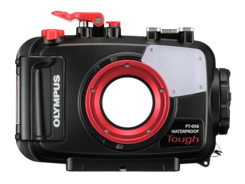 Olympus-PT-056-Underwater-Housing-for-Olympus-TG-3-and-TG-4-Digital-Camera-International-Version-No-Warranty