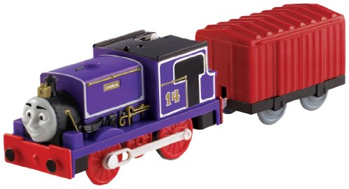 Thomas the Train: TrackMaster Charlie with Car