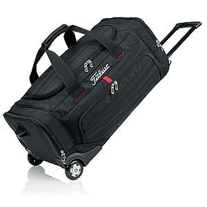 Titleist 2014 22 Wheeled Duffel Bag by Titleist