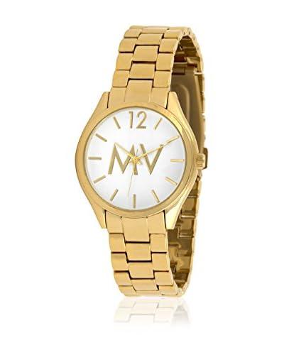 MUSAVENTURA Reloj Osiris Oro / Blanco