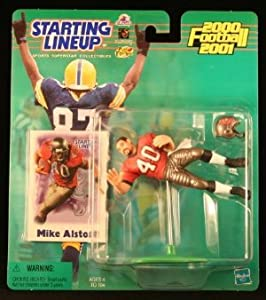 MIKE ALSTOTT TAMPA BAY BUCCANEERS 2000-2001 NFL Starting Lineup Action Figure &... by Starting Line Up