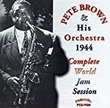 Pete Brown Complete World Jam Session
