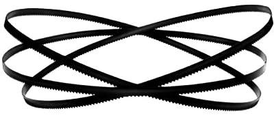 Milwaukee 48-39-0511 44-7/8-Inch, 14 Teeth per Inch, Bi-Metal Band Saw Blades, 3-Pack