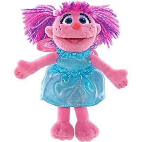 """Gund Sesame Street Abby Cadabbyfinger Puppet 5.5"""" Puppets front-1069339"""